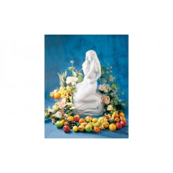 """Forma na ľadovú sochu """"Morská panna"""""""