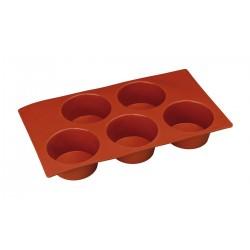 Silikónová forma, 5 Maxi-Muffins