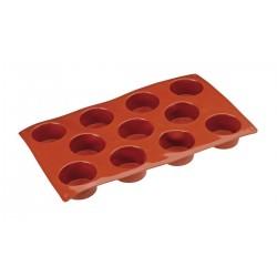 Silikónová forma, 11 Mini-Muffins