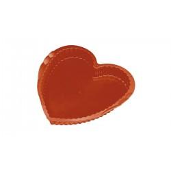Silikónová forma, Heart