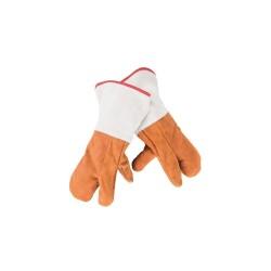 Pekárske rukavice trojprsté, 1 pár