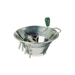 Pasírovací mlynček pocínovaná ocel Tellier N°3