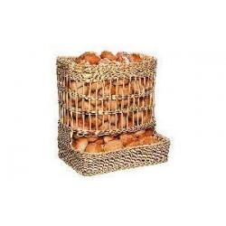 Kôš na chlieb, polyratan