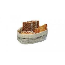 Vrecko na chlieb oválne, bavlna