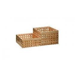 Drevený box na chlieb, bukové drevo