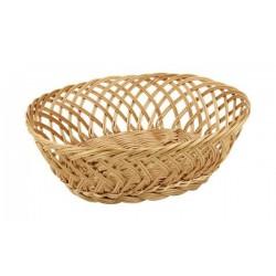 Košík na chlieb oválny