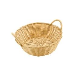 Košík na chlieb s rúčkami