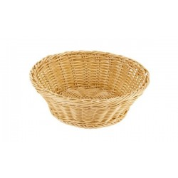 Košík na chlieb okrúhly