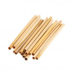 Bambusové slamky 200 mm, bal. 24 ks