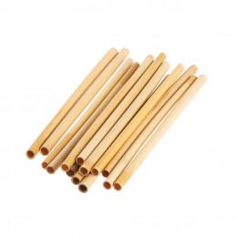 Bambusové slamky 200 mm, bal. 150 ks