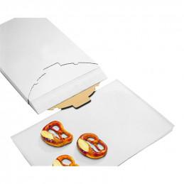 Papier na pečenie, posilikónovaný