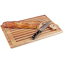 Doska na krájanie chleba drevená