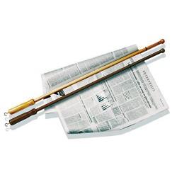 Držiak na noviny, drevo
