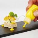 Náčinie na prezentáciu jedla na tanieri
