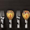 Degustačné príbory a bufetové náčinie